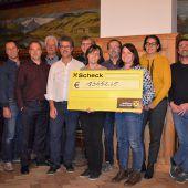 13.652 Euro für Menschen in Not ersungen