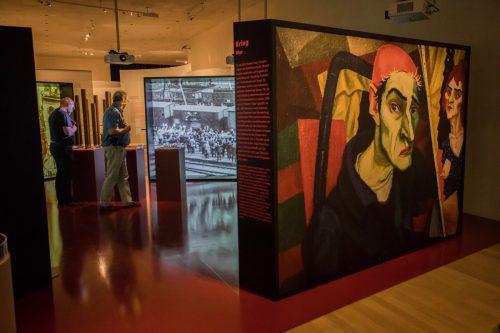 VN-Abonnenten können das Vorarlberg Museum am Sonntag bei freiem Eintritt besuchen. vn/steurer