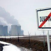 Erster Block von AKW Dukovany wegen Leck heruntergefahren