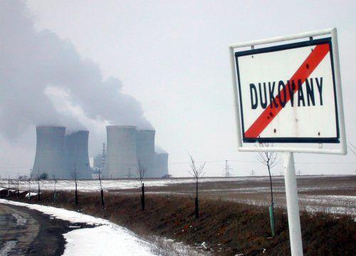 Voraussichtlich bis zum Wochenende bleibt ein Reaktorblock abgeschaltet. APA