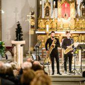 Der große Bach taugt für eine Konzertinstallation