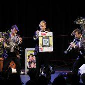 Vorarlberger als Verblecher in der Elbphilharmonie