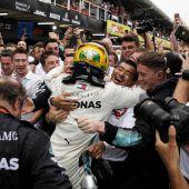 Mercedes ist zum fünften Mal in Folge bester Rennstall