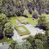 Campingplatz auf Vier-Sterne-Niveau