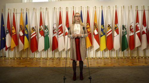 Wirtschaftsministerin Schramböck will das überarbeitete Standortentwicklungsgesetz morgen, Mittwoch, in den Ministerrat bringen.APA