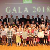 Freudentag für verdiente Vorarlberger Landwirte