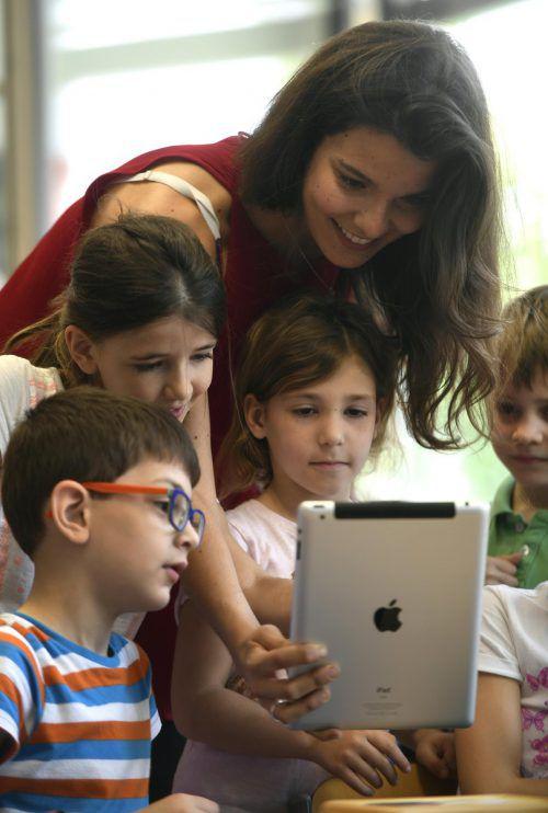 1,2,3,4,5 heißt es auch für die Volksschüler im kommenden Schuljahr wieder. Die Wiedereinführung der Ziffernnote ist Teil des Pädagogik-Pakets. APA