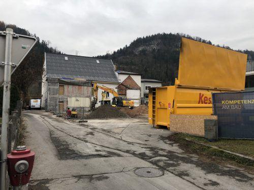 2019 fallen nochmals 800.000 Euro für das neue Jugendhaus an. vn/Gms