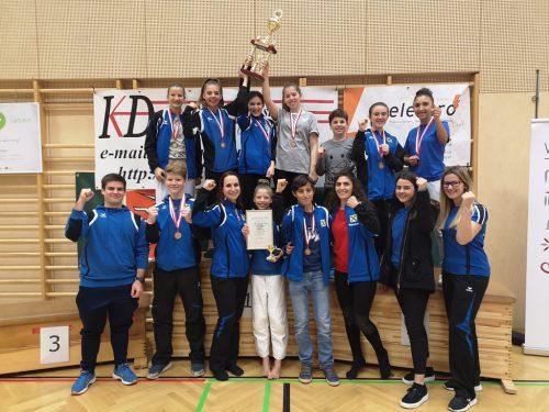Das Nikolotunier war wieder ein voller Erfolg für die Dornbirner Karatekas.Karateclub sei bu kan dornbirn