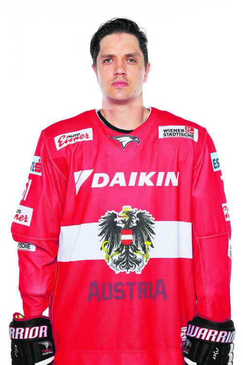 Absage an das Nationalteam wegen einer Verletzung: Daniel Woger. gepa