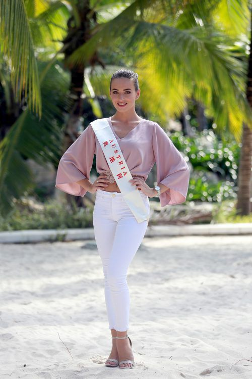Am Samstag kämpft Izabela um den Titel der Miss World. Das Spektakel werden über zwei Milliarden Menschen mitverfolgen. Zu sehen ist die Show auch unter www.missworld.com.