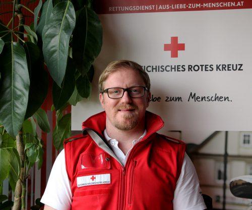 Andreas Judex ist neuer Dienststellenleiter.