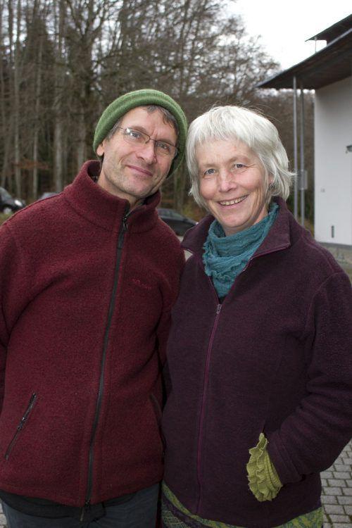 Arbogastfans seit Jahren: Elke und Thomas Kopf (Stauden Kopf).