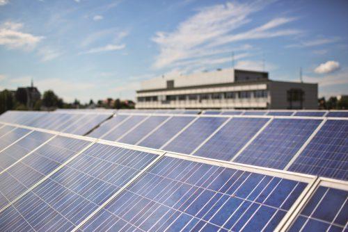 Auch Photovoltaikanlagen werden von der Stadt Bregenz im kommenden Jahr weiterhin gefördert.vkw