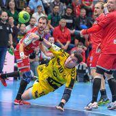 Doppelschicht für Handballteams