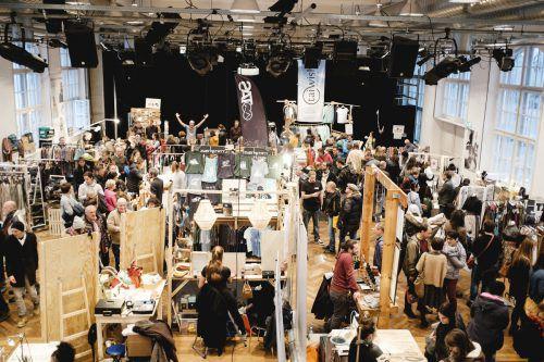 Beim Fesch'Markt erwarten die Besucher Produkte von Start-ups und Kleinproduzenten aus den Bereichen Kunst, Mode, Kosmetik, Möbel, Kids, Sport, Papeterie, Vintage, Schmuck, Delikatessen, Food & Drinks.Catrin mungenast