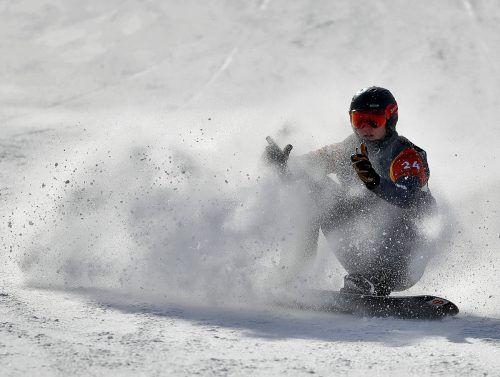 Beim heutigen Auftaktbewerb in die neue Weltcupsaison in Cervinia will sich Snowboardcrosser Alessandro Hämmerle bereits für eines der vier WM-Tickets empfehlen.AP