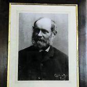 Der Bierbrauer Felix Pfanner (1818-1892) im italienischen Lucca.