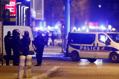 Chérif Chekatt wurde am Donnerstagabend bei einer Razzia im Viertel Neudorf südöstlich des Straßburger Zentrums getötet. AP