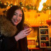 Eisbeulenalarm am Weihnachtsmarkt