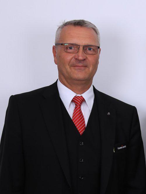 Christian Steiner ist seit November Gastgeber im Casino Kleinwalsertal. CA