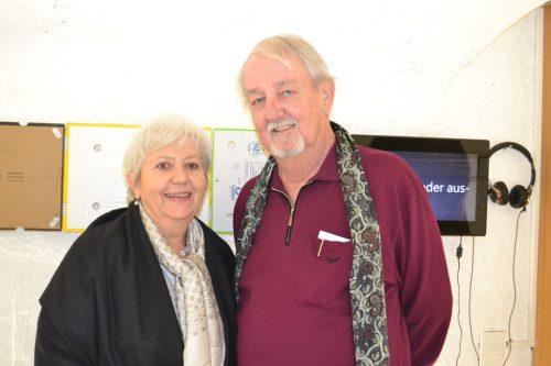 Christine und Werner Hämmerlewaren absolut begeistert.