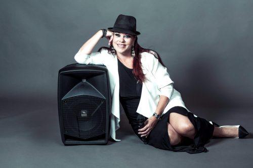 Claudia Krain ist Musikerin mit Leib und Seele. Privat