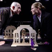 Zauberhaftes Figuren-theater: Die goldene Gans