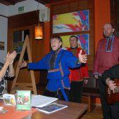 Russische Weihnacht nach Noten in Vorarlberg