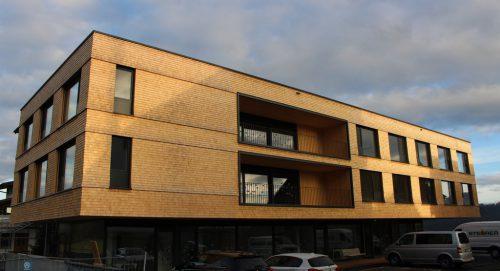 Das neue Sozialzentrum in Langen wurde am Wochenende den interessierten Besuchern vorgestellt. STRAUSS