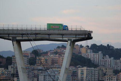 Das neue Viadukt soll Anfang 2020 eingeweiht werden. AFP