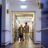 In der Pflege ist alles eine Frage der Rahmenbedingungen