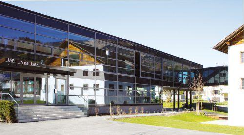 Das Sozialzentrum IAP an der Lutz in Ludesch wird künftig von der Vorarlberger Pflegegesellschaft Benevit betrieben. TMH