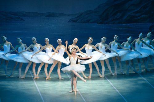 """Das St. Petersburg Festival Ballet präsentiert """"Schwanensee"""".ovation events"""