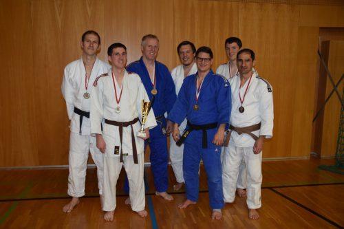 Das starke Team aus Hohenems.union judo-club