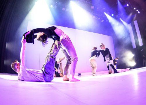 Das Tanzhaus Hohenems hat eigens Choreografien mit Stücken vom Barock bis zum Pop entwickelt. M. Rhomberg