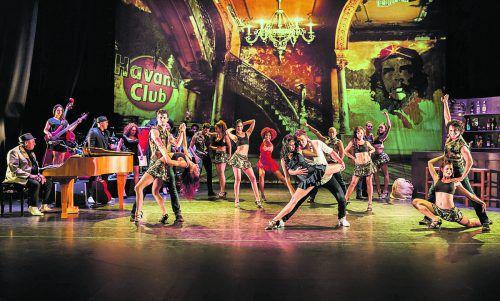 """Das Tanzmusical """"Soy de Cuba"""" ist zurück auf großer Tour und gastiert am Montag,29. April 2019, 20 Uhr, im Festspielhaus in Bregenz.frank wiesen"""