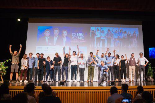 Den Startups gehört die Bühne – Startupland unterstützt Entrepreneure dabei, erfolgreiche Unternehmen zu entwickeln.Broell