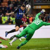 Rapids schweres Los Inter Mailand, Salzburg trifft auf Club Brügge