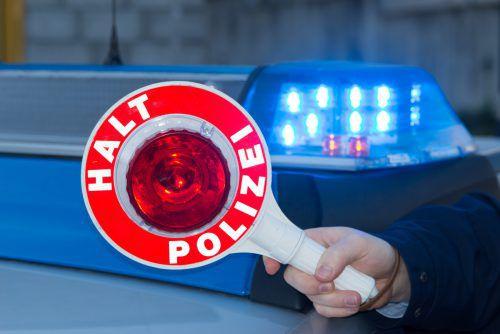 Der 28-Jährige missachtete das Anhaltesignal und lieferte sich von Fischen im Allgäu bis ins Kleinwalsertal eine Verfolgungsjagd mit der Polizei.
