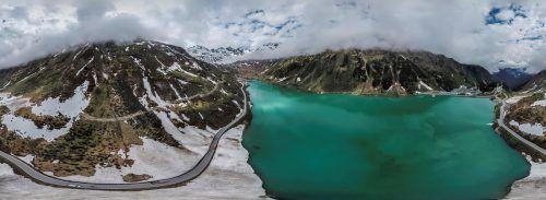 Der Silvretta-Stausee ist der höchstgelegene Stausee der Illwerke. Die Wasserdarbietung im Regeljahr beträgt 80 Mill. Kubikmeter.VN/Paulitsch