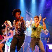 Tanzmusical auf Tournee