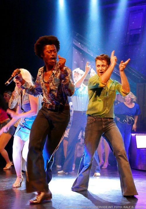 Die berühmte Tanzgeschichte erstmals als Musical auf Tournee.Frank Serr Showservice