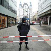Nach Schüssen in Wien klickten jetzt die Handschellen