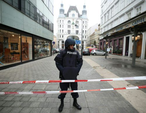 Die Bluttat in der Wiener Innenstadt wird der Mafia zugeordnet. apa