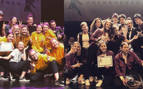 Die FRK Dance School feierte einen Erfolg beim Phenomenon Show Contest im schweizerischen Basel.cth