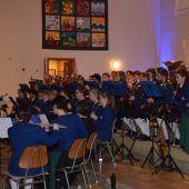 Muntliger Harmoniemusik gab Adventkonzert