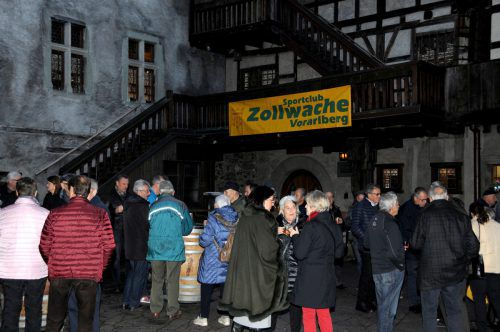 Die Jahreshauptversammlung mitsamt dem Festakt zum 70-jährigen Bestehen wurde in der Schattenburg gefeiert. uysal
