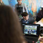 Filmcamp bei der OJA Lustenau