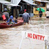 Zahlreiche Tote bei schweren Unwettern auf den Philippinen